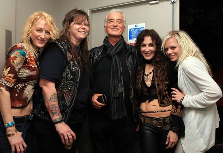 Lez Zeppelin @ Musica - Akron, OH