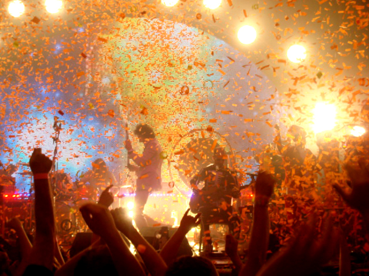 The Flaming Lips @ Agganis Arena - Boston, MA