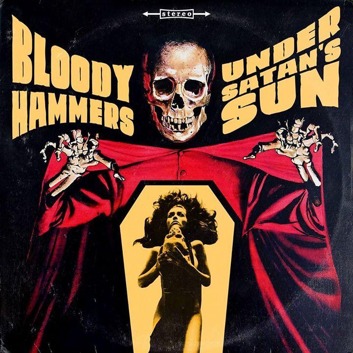 Bloody Hammers @ The Orange Peel - Asheville, NC