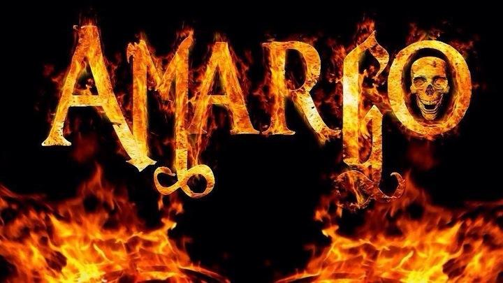 AMARGO Tour Dates