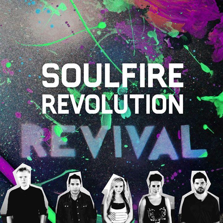 Soulfire Revolution @ INTRUST Bank Arena - Wichita, KS