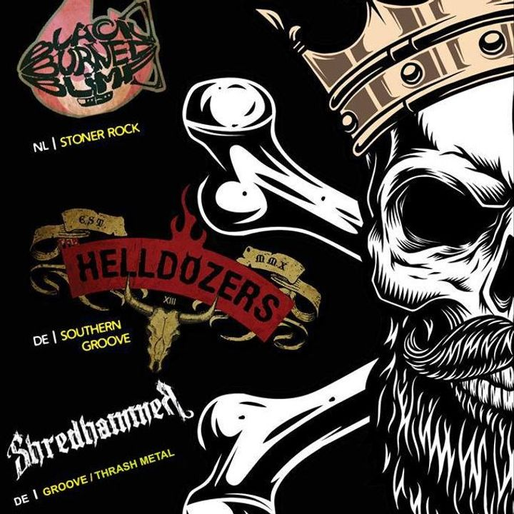 Bandsintown | Shredhammer Tickets - Valhalla Metal Pub, Oct