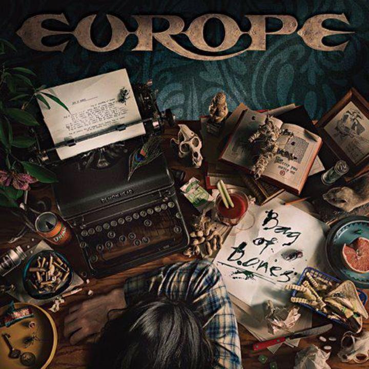 Europe @ José Cuervo Salón - Mexico City, Mexico