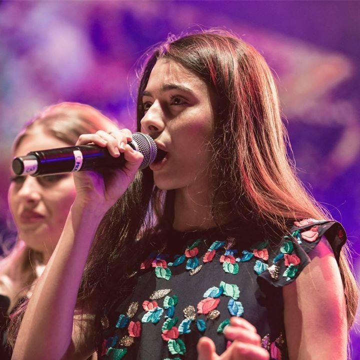 Laura Bretan - Amazing Grace (Cluj-Napoca - 15.04.2019 ...  |Laura Bretan
