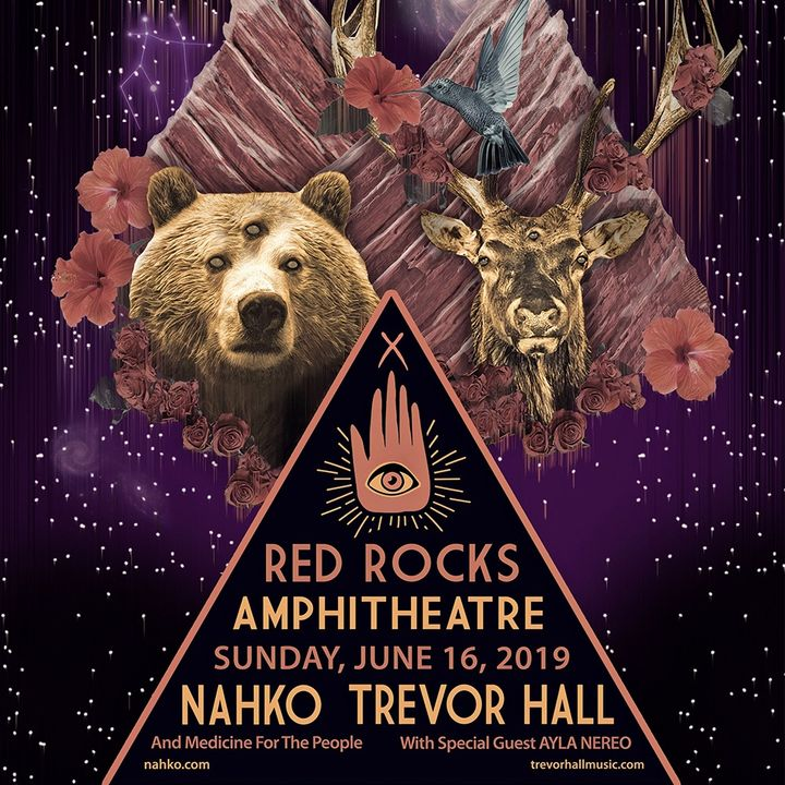 bandsintown trevor hall tickets red rocks ampitheatre jun 16 2019. Black Bedroom Furniture Sets. Home Design Ideas