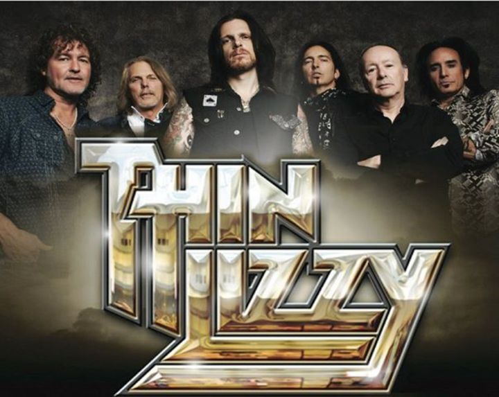 Thin Lizzy @ Rock City - Nottingham, United Kingdom