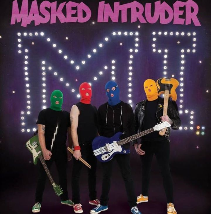 Masked Intruder @ Audio - Glasgow, United Kingdom