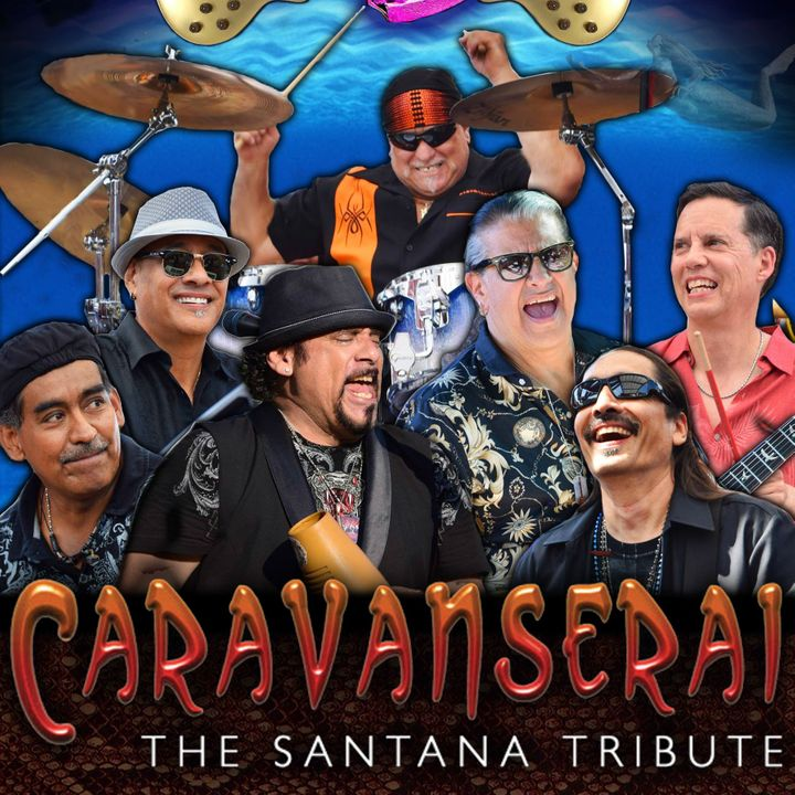 Caravanserai- The Santana Tribute Tour Dates 2019 & Concert Tickets