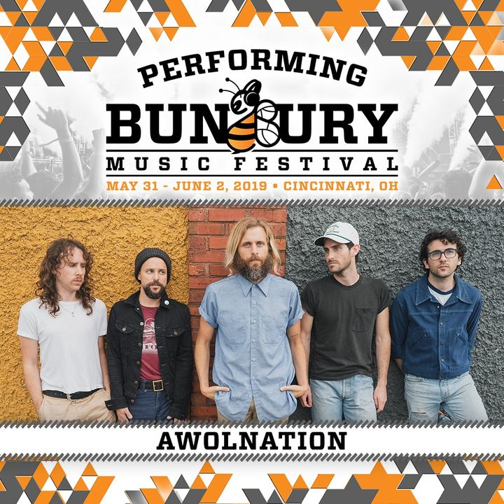 Bandsintown | AWOLNATION Tickets - Bunbury Music Festival