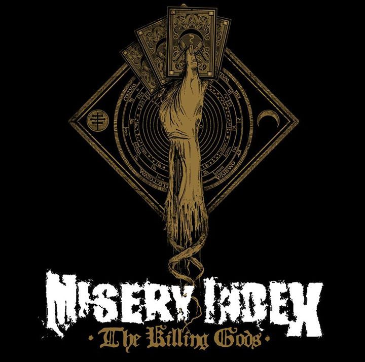 Misery Index @ SWR Festival - Barroselas, Portugal