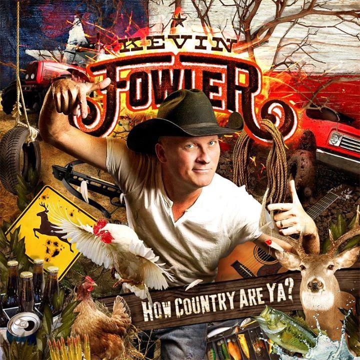 Kevin Fowler @ Cowboys Dancehall - San Antonio, TX