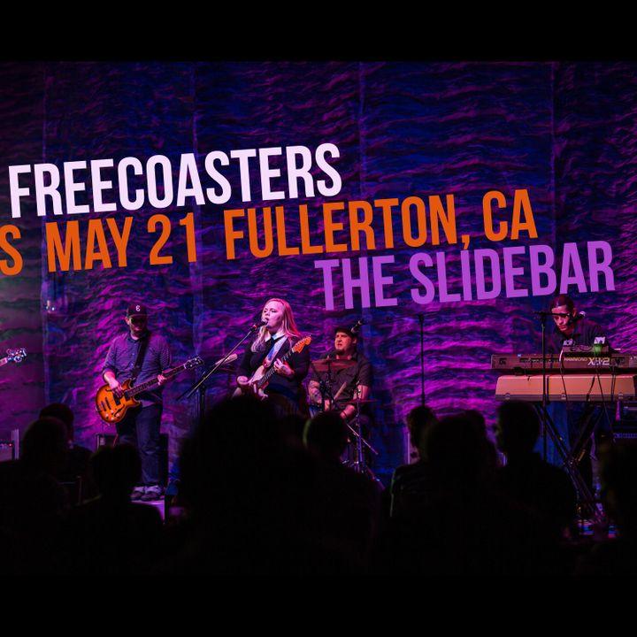 Bandsintown   The Freecoasters Tickets - Slidebar Rock n
