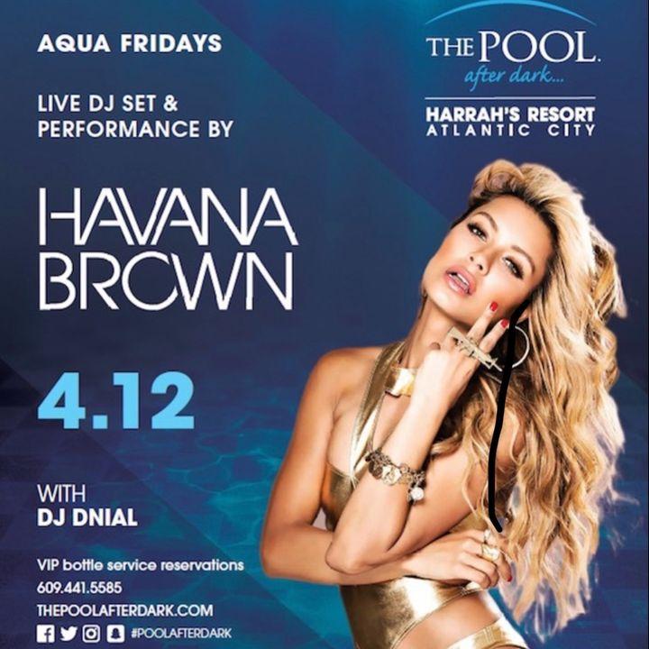 Bandsintown | DJ Havana Brown Tickets - The Pool After Dark, Apr 12