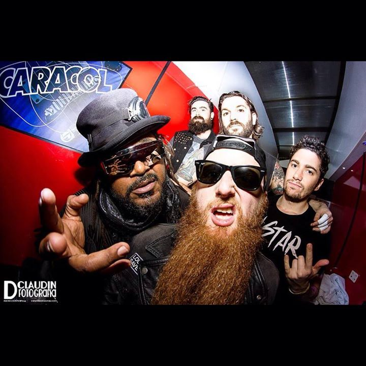 Skindred @ The Junction - Cambridge, United Kingdom