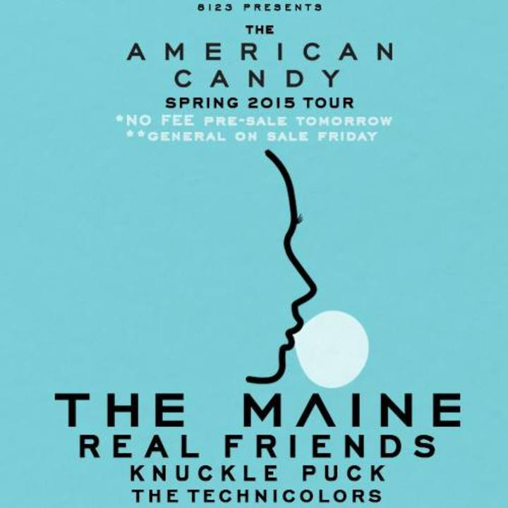 The Maine @ Varsity Theatre - Minneapolis, MN