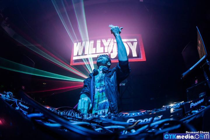 Willy Joy @ Bad Genie - Milwaukee, WI