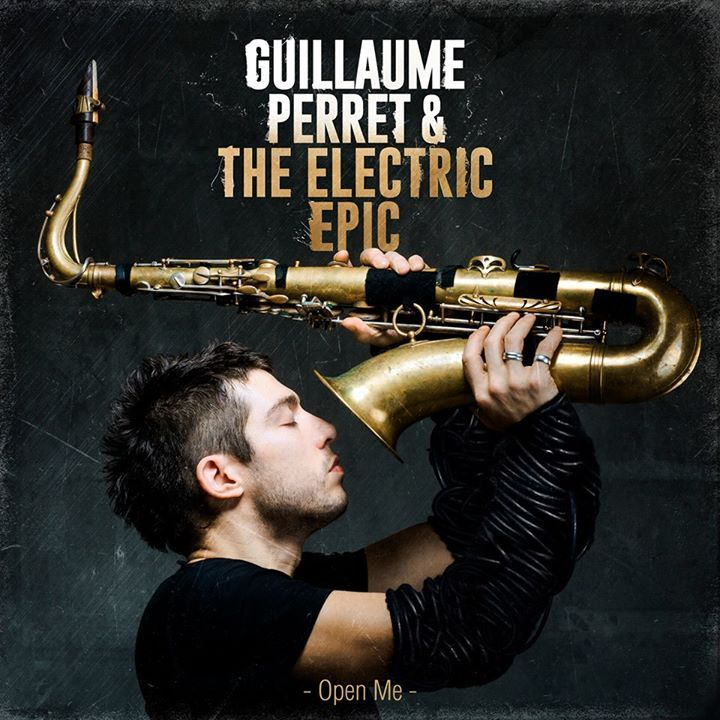 GUILLAUME PERRET @ GRANDE SCENE - St Brieuc, France
