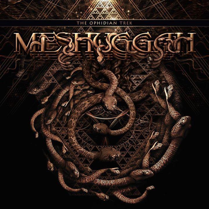 Meshuggah @ Metal Days - Tolmin, Slovenia