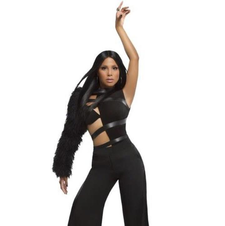 Toni Braxton Tour Dates