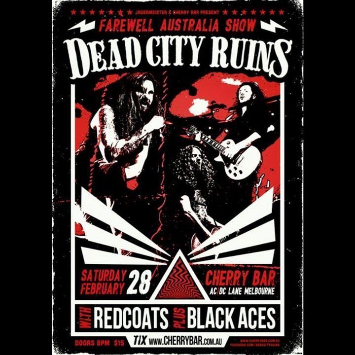 Dead City Ruins @ Sub 89 - Reading, United Kingdom