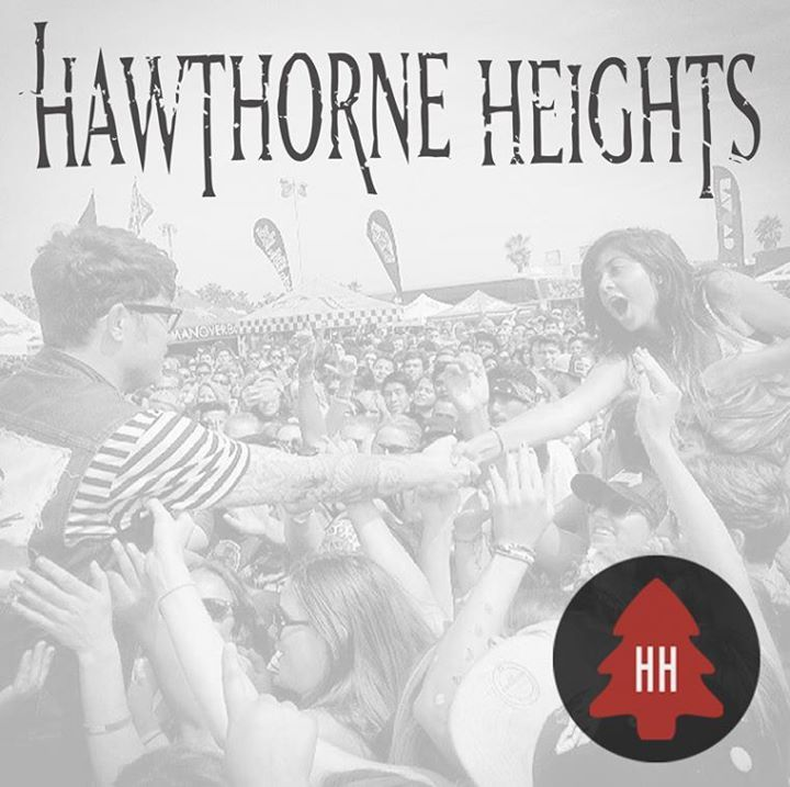 Hawthorne Heights @ North Star Bar - Philadelphia, PA