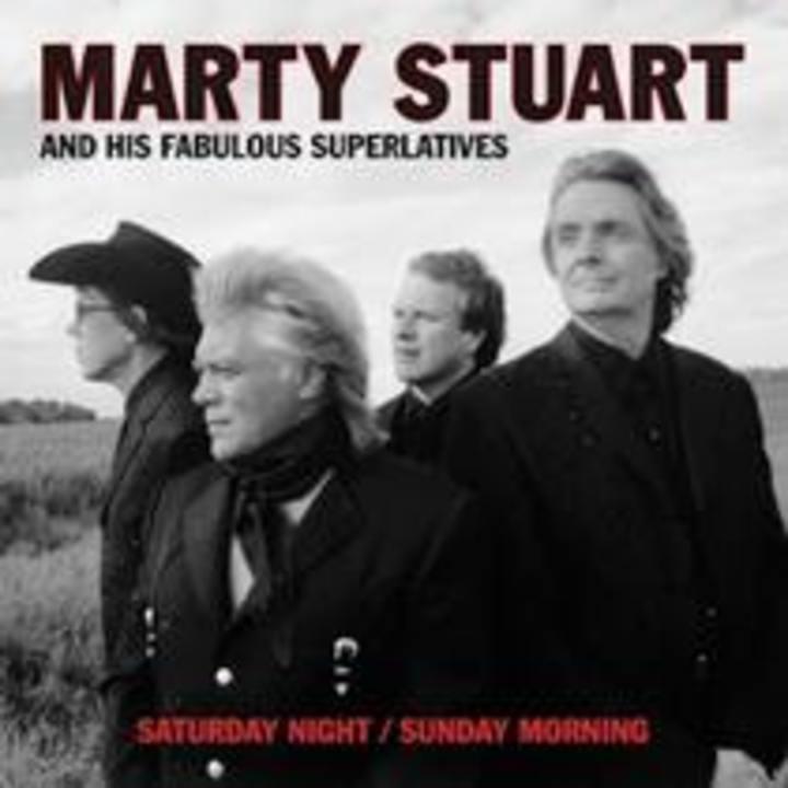 Marty Stuart @ Stiefel Theatre - Salina, KS