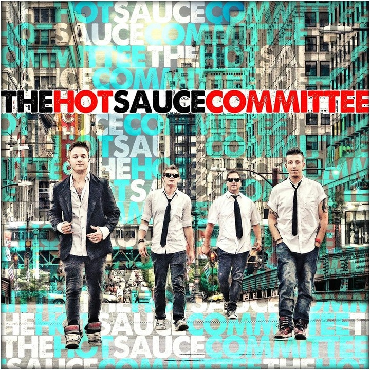 The Hot Sauce Committee @ Durty Nellies (PALATINE STREET FEST AFTER PARTY) - Palatine, IL