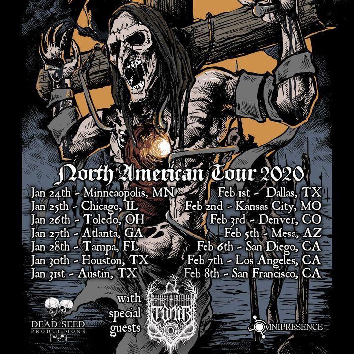 amon amarth tour 2020
