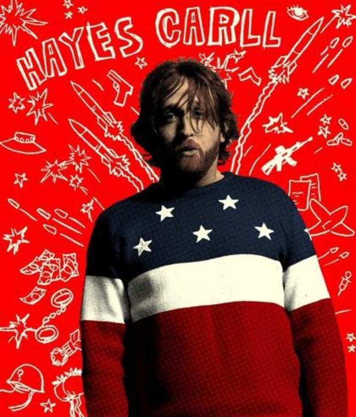 Hayes Carll @ Johnny D's Uptown Restaurant & Music Club - Somerville, MA