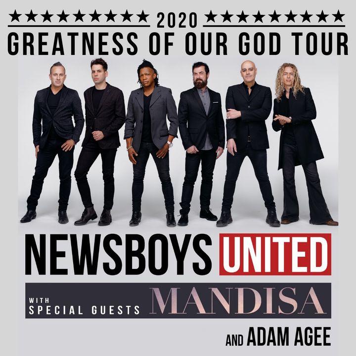 Newsboys Tour 2020.Bandsintown Newsboys Tickets Grace Church Eden Prairie
