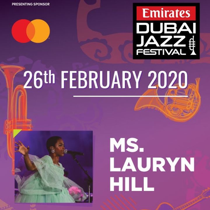 Lauryn Hill Tour 2020.Bandsintown Ms Lauryn Hill Tickets Dubai Media City