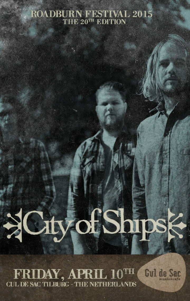 City of Ships Tour Dates