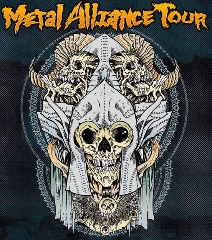 Metal Alliance Tour @ House of Blues - Anaheim, CA