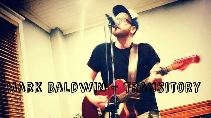 Mark Baldwin - Transitory Tour Dates