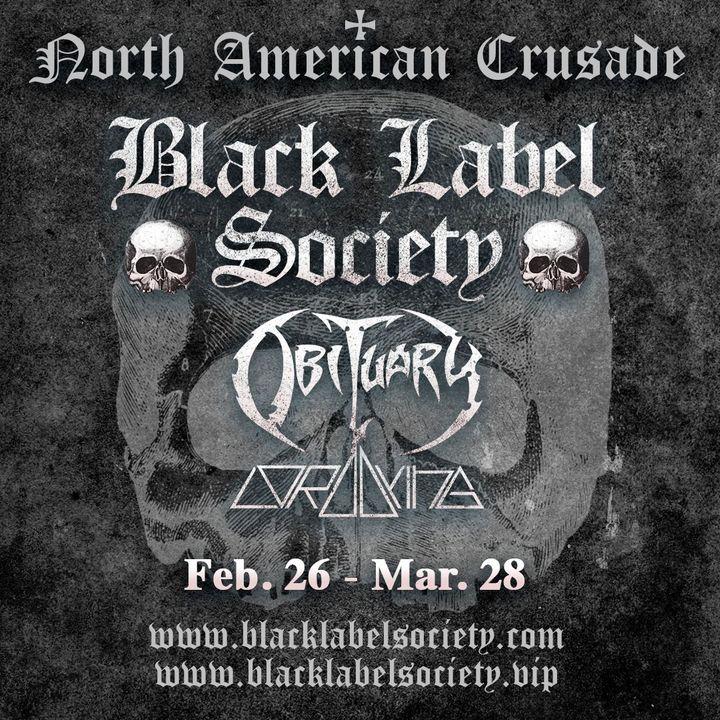 Black Label Society Tickets - Vogue Theatre