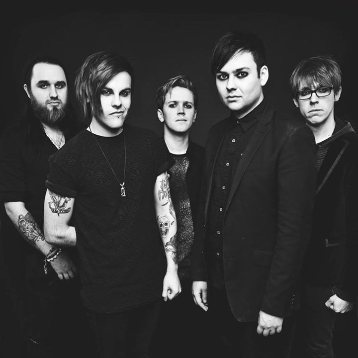 Fearless Vampire Killers @ Summer Ball @ Vault Rugby w/ Yashin - Rugby, United Kingdom