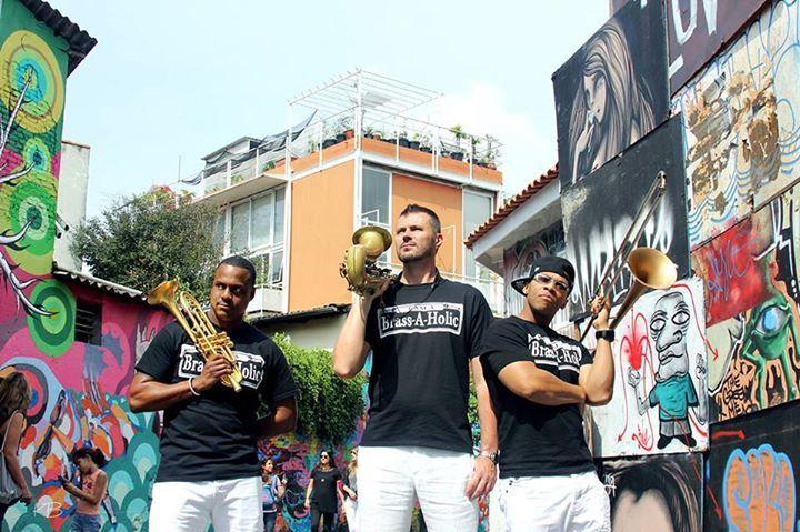 Brass-A-Holics @ ONE EYED JACKS - New Orleans, LA