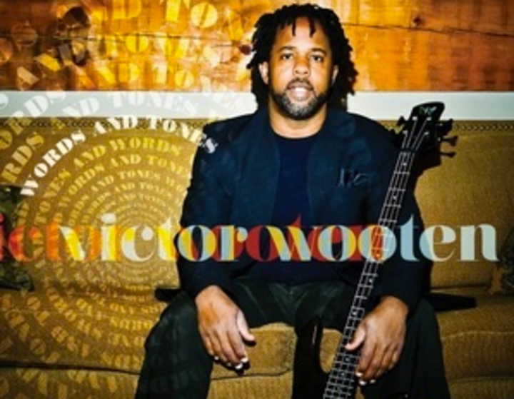 Victor Wooten @ The Sierra Nevada Brewing Co - Chico, CA