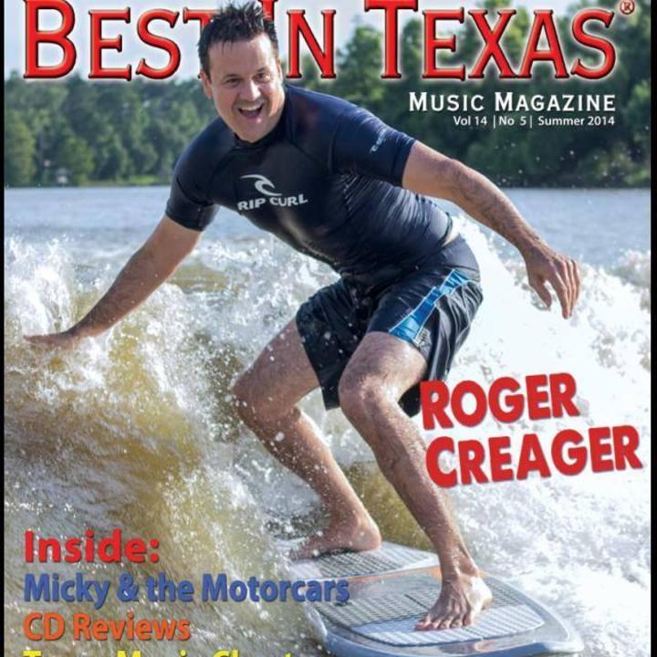 Roger Creager @ Big Texas - Spring, TX