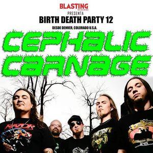 Cephalic Carnage Marquis Theater