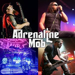 Adrenaline Mob The Machine Shop