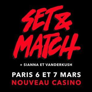 Set&Match Nouveau Casino