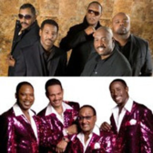 Four Tops and Temptations Bergen Performing Arts Center