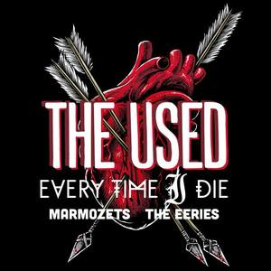 The Used Hampton Beach Casino Ballroom