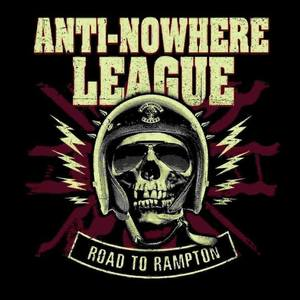 Anti-Nowhere League Manchester Academy 3