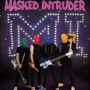 Masked Intruder The Starlite Room