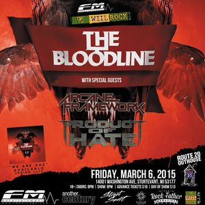 The Bloodline The Studio at Webster Hall