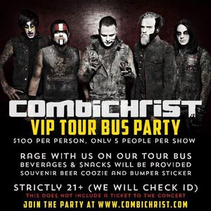 Combichrist Knitting Factory Concert House