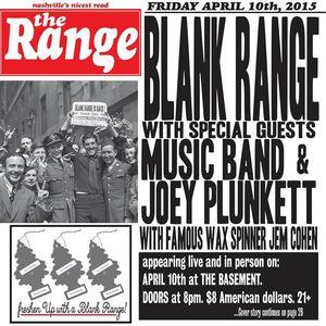 Blank Range Club Congress