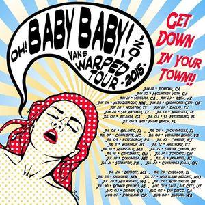 Baby Baby Merriweather Post Pavilion
